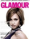 Glamour magazine cover