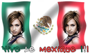 Long life Mexico! Flag