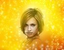 Yellow cross fade Little stars