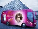 Scene Bus l'Oreal