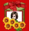 Regalo Happy birthday Cumpleaños