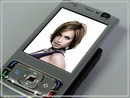 Mobile phone Scene