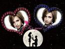 Dvě srdce na Měsíci