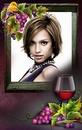Glass of wine Wine grape