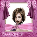 Good night Pink satin bows