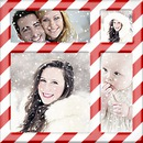 Barley Sugar Christmas Collage pell mell 4 pictures