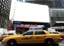Panneau publicitaire New York ;)