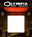 Affiche Olympia