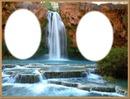 cascada 2 fotos