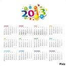 calendrier 2013