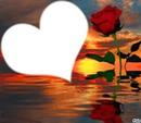 le reflet de mon coeur ...