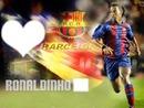 Ronaldinho Barcelone
