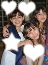 Aninha,Lari e Esther