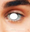 Justin Bieber's eye