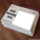 Daily News for Miss Universe 2015