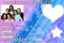carteirinha de fã RBD